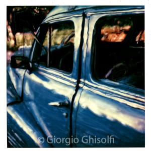 Cuba - Blue lady