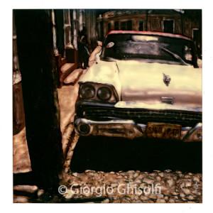 Cuba - White lady 2001