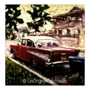 Havana - parked car 2001
