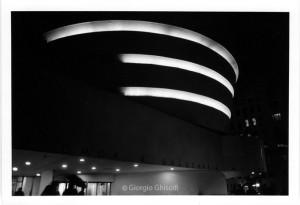 Guggenheim by night - NY - 1998