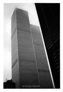 Twin Towers - NY 1998
