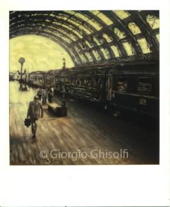Milan Central Station 1987